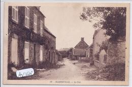 BARNEVILLE- LE TOT - Barneville