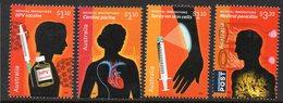AUSTRALIA, 2020 MEDICAL INNOVATIONS 4 MNH - 2010-... Elizabeth II
