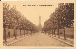 BILLY-MONTIGNY - Avenue De La Fosse 2 - Andere Gemeenten