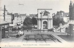 Anvers - Place Du Quai St Jean - Porte Du Scaldia - Other