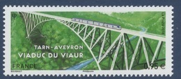 N° 5247 Viaduc De Viaur Faciale 0,95 € - Unused Stamps