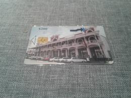 Zimbabwe - Nice Phonecard - Zimbabwe