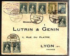 28478 - D'ISTANBUL Pour La France - 1921-... Republiek