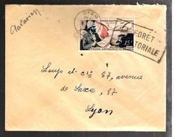 28480 - OYEM / LA FORET  EQUATORIALE - A.E.F. (1936-1958)