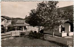 31kst 1946 LA RHUNE - GARE DU DEPART DU CHEMIN DE FER A CREMAILLERE - Frankrijk