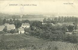 52  LONGEAU - VUE PARTIELLE ET L' ETANG (ref 8525) - Francia