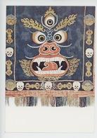 """Chine - Tibet """"Dieux Et Démons De L'Himalaya"""", Art Boudhisme Lamaïque, Tablier De Lama Danseur (phan-kheb) Expo 1977 - Chine"""