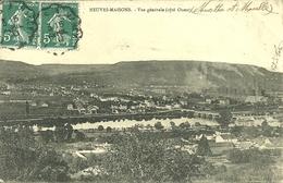 54  NEUVES MAISONS - VUE GENERALE (coté Ouest) (ref 8532) - Neuves Maisons