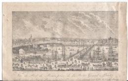Rouen,le Port - Estampes & Gravures