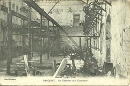 54  BACCARAT - LES TAILLERIES DE LA CRISTALLERIE (ref 8539) - Baccarat