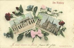 54  NANCY - CARTE FANTAISIE (ref 8541) - Nancy