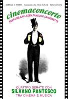 [MD4336] CPM - CINEMA - CINEMACONCERTO - SILVANO PANTESCO - COMUNE DI PARMA - PERFETTA - NV - Cinema