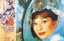 [MD4339] CPM - CINEMA - MY FAIR LADY - AUDREY HEPBURN REX HARRISON - PERFETTA - NV - Cinema