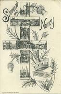 54  NANCY - SOUVENIR (ref 8542) - Nancy