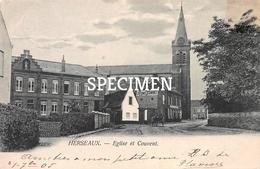 Eglise Et Couvent - Herseaux - Mouscron - Moeskroen