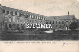 Pensionnat De La Sainte-Union - Herseaux - Mouscron - Moeskroen