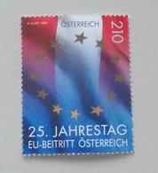 Oostenrijk-Austria 2020 25 Year Member EU - Idee Europee