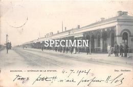 Intérieur De La Station - Mouscron - Moeskroen - Mouscron - Moeskroen