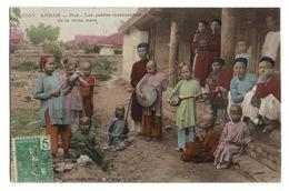 VIET NAM - HUE Les Petites Musiciennes De La Reine Mère (voir Descriptif) - Vietnam