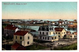 Massachusetts  Wellfleet , Aerial View - United States