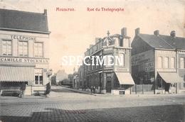 Rue Du Télégraphe - Mouscron - Moeskroen - Mouscron - Moeskroen