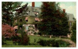 Massachusetts  Hopedale Residence Of Gov. Eben S. Draper - Other