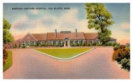 Massachusetts Oak Bluffs , Martha's Vineyard Hospital - Other