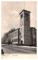 New York Utica , City Hall - NY - New York