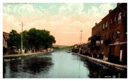 New York   Ilion , Erie Canal - NY - New York