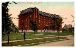 New York   Ogdensburg City Hospital - NY - New York