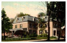 New York   Ogdensburg  Sacred Heart Convent - NY - New York