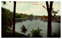 New York   Ogdensburg Cresent Park - NY - New York