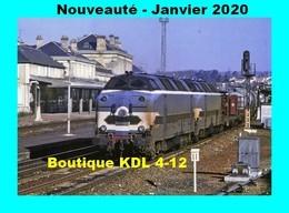 ACACF 629 - Train - Loco Sous-marins CC 65000 En Gare De SAINTES - Charente Maritime - SNCF - Saintes