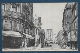 PARIS XIVe - Rue Des Plantes ( Situation Champêtre ) - Arrondissement: 14