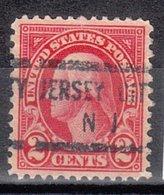 USA Precancel Vorausentwertung Preo, Locals New Jersey, Jersey City 634-577 - Vereinigte Staaten