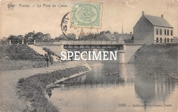 Le Pont Du Canal - Furnes - Veurne - Veurne