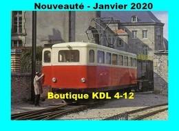 ACACF 643 - Automotrice Jeumont Au Dépôt - LANGRES - Haute-Marne - Langres