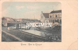 Pont De Nieuport - Furnes - Veurne - Veurne