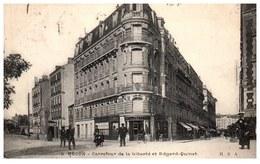 92 BECON LES BRUYERES - Carrefour De La Liberté. - Autres Communes