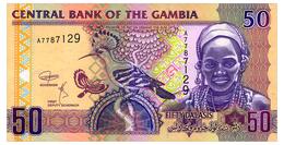 GAMBIA 50 DALASIS ND(2006) Pick 28d Unc - Gambia