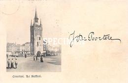 Le Beffroi - Courtrai - Kortrijk - Kortrijk