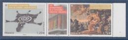 = Cité Internationale De La Tapisserie Aubusson Diptyque + Vignette à 1.96€ N°4999 Et 5000 P4999/00 Composé 4999 Et 5000 - Unused Stamps