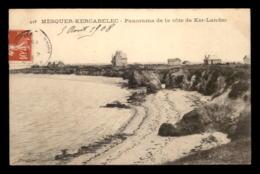 44 - MESQUER-KERCABELEC - PANORAMA DE LA COTE DE KER-LANDEC - France