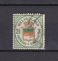 Helgoland - 1876 - Michel Nr. 17 - Gest. - Helgoland