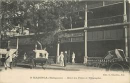 MAJUNGA (Madagascar) - Hôtel Des Postes Et Télégraphes. - Madagascar