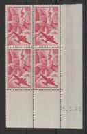 France 1946-47 Coin Daté PA 17 1948 ** MNH - Airmail
