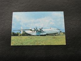 USSR Soviet Russia Pocket Calendar Airplane Plane AN 22 Antey November 1991 - Calendars