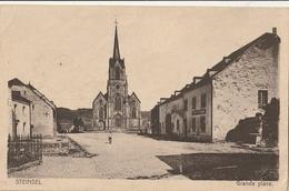 STEINSEL  Grande Place - Postcards