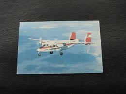 USSR Soviet Russia Pocket Calendar Airplane Plane AN 28  February 1991 - Calendars