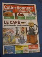 COLLECTIONNEUR & CHINEUR. N°122. 16/3/2012. PLAYMOBILE. EXTINCTEURS. CAFE. CHEVAUX DE BOIS. - 1950 à Nos Jours